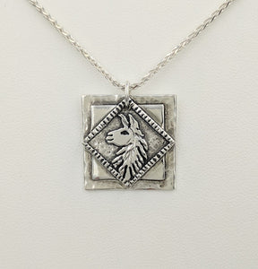 ALSA Youth Ultimate Level Lifetime Champion Charm - Sterling Silver