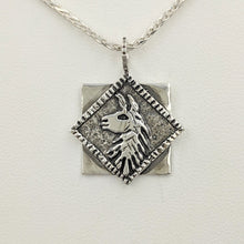Load image into Gallery viewer, ALSA Youth Superior Level Lifetime Champion Charm - Sterling Silver