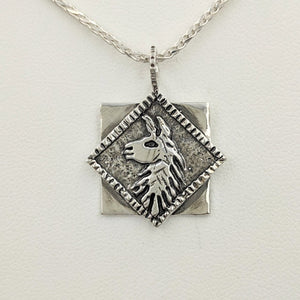 ALSA Youth Superior Level Lifetime Champion Charm - Sterling Silver