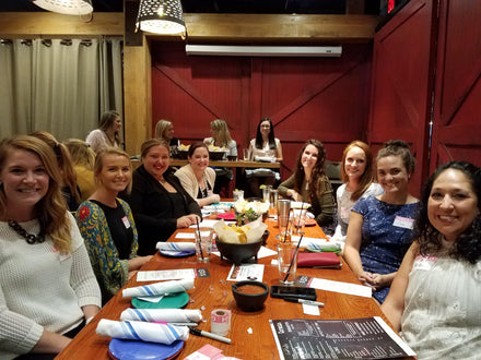 Mentor Dinner:  Leveraging Our Strengths