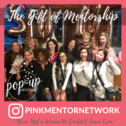 Mentor / Member Celebration: Cheers to 2018!