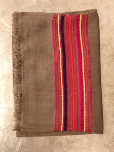 Nomad Wool Scarf