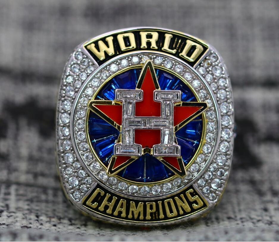 2017 HOUSTON ASTROS WORLD SERIES RING