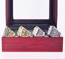 NEW YORK GIANTS FOUR (4) SUPERBOWL REPLICA RINGS
