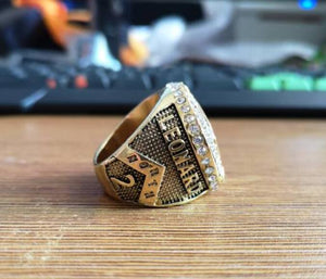 2019 NBA TORONTO RAPTURES CHAMPIONSHIP RING WITH DISPLAY CASE