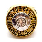 NEW YORK KNICKS 1970 NBA CHAMPIONSHIP RING WITH DISPLAY BOX