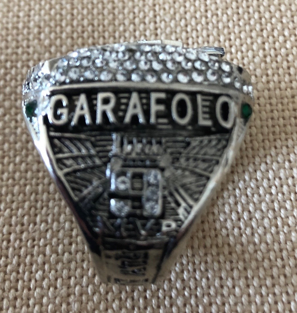 CUSTOMIZED MADE TO ORDER WITH YOUR NAME SUPERBOWL REPLICA RING