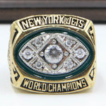 NEW YORK JETS 1969 NAMATH SUPER BOWL REPLICA RING