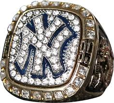 1999 NEW YORK YANKEES MARIANO RIVERA CUSTOM MADE REPLICA RING