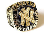 1977 NEW YORK YANKEES THURMAN MUNSON WORLD SERIES RING