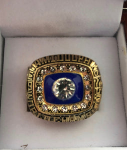 1972 Miami Dolphins Superbowl Replica Ring / Undefeated Season
