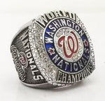 2019 WASHINGTON NATIONALS WORLD SERIES REPLICA RING
