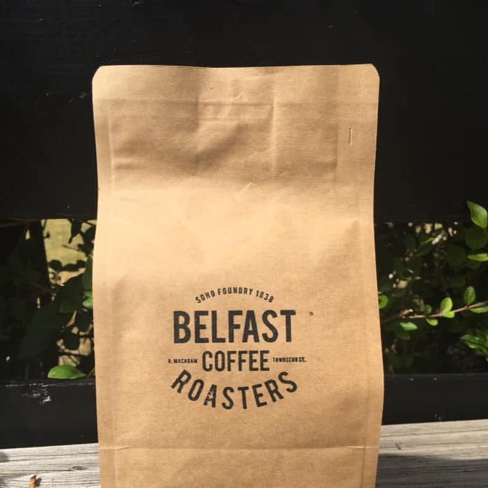 belfast coffee roasters colombian organic
