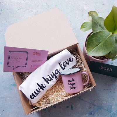 mental health awareness gift box