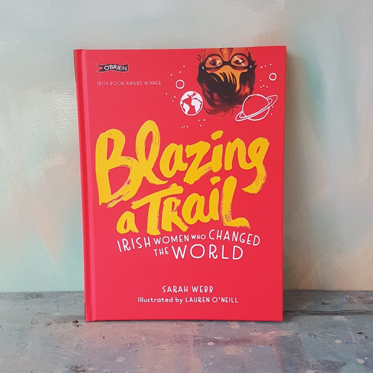 blazing trail book