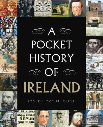 pocket history of ireland book