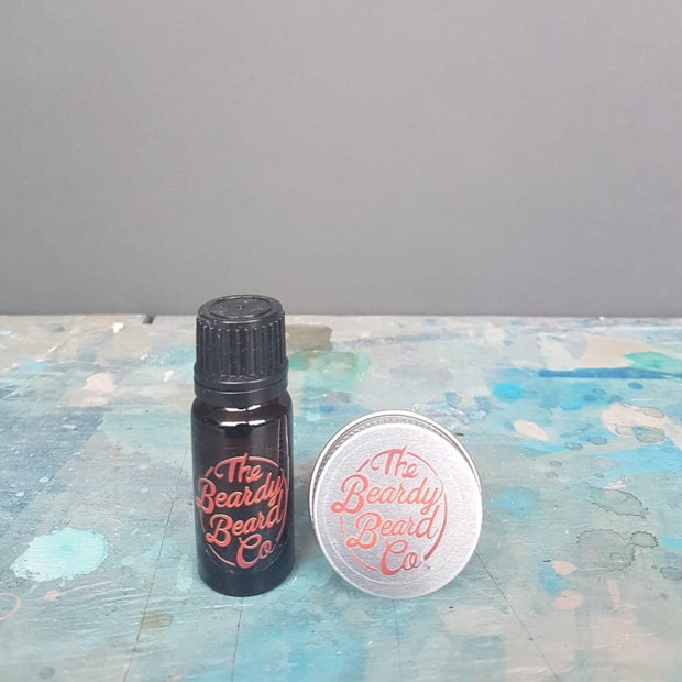 3 kings beard oil & balm
