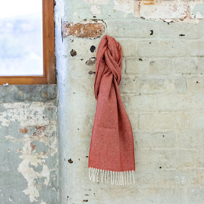 TABASCO LAMBSWOOL SCARF