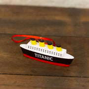 TITANIC CHRISTMAS TREE DECORATION