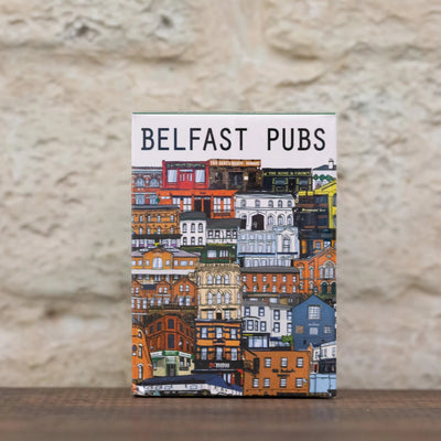 BELFAST PUBS PLAYING CARDS