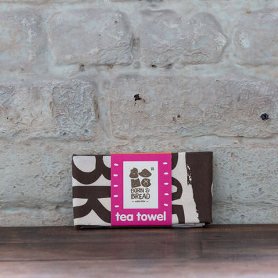 Born & Bread tea towel