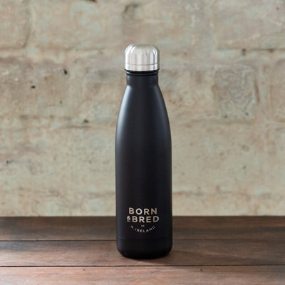 Born and Bred in Northern Ireland Bottle Flask