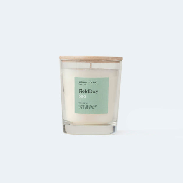 Sea large candle