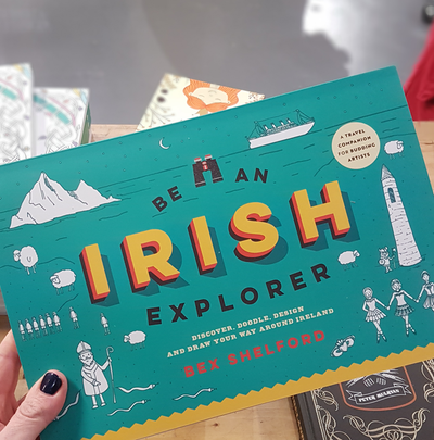 be an irish explorer book