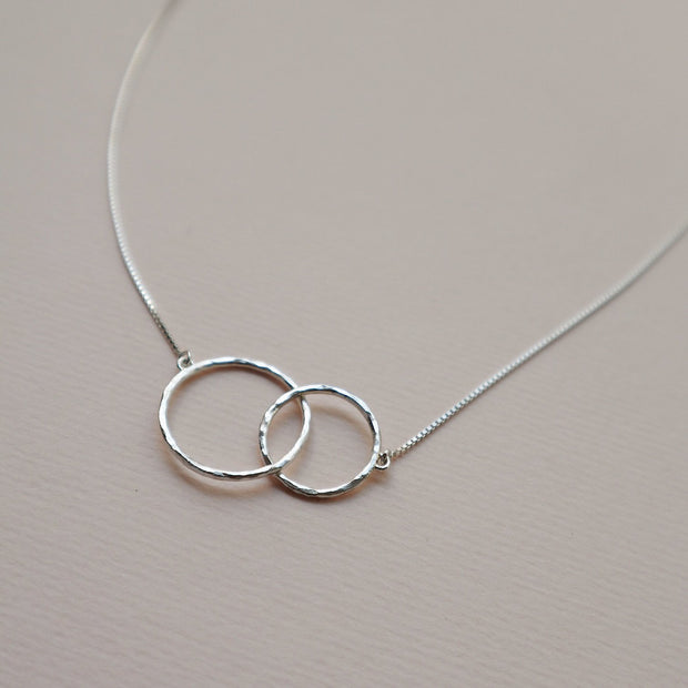 'Elska' Infinity Necklace