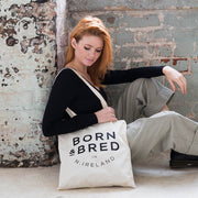 Born & Bred canvas bag
