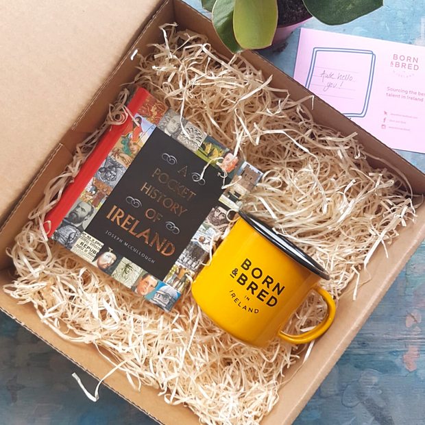 yellow ireland giftbox