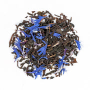 early grey blue flower loose tea suki