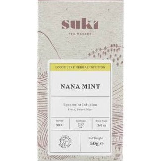 suki tea nana mint