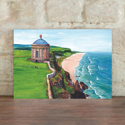 mussenden temple print