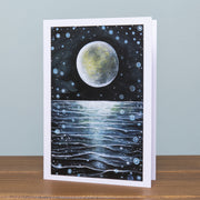 my moon card
