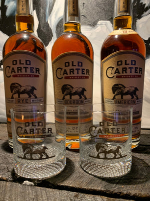 Old Carter Whiskey Co Classic Tumber