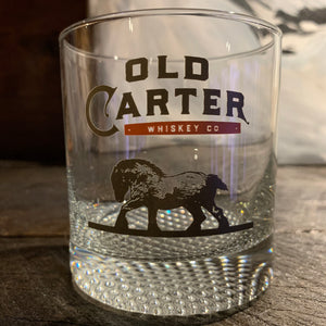 Old Carter Whiskey Co Premium Tumbler