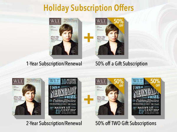 Holiday Subscription and Gift Subscription Offer