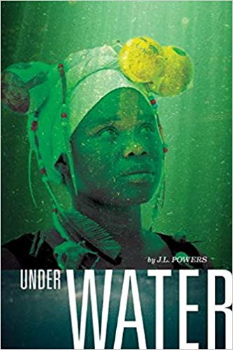 Under Water by J. L. Powers (paperback)