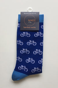 Women's Bamboo Socks - Bike