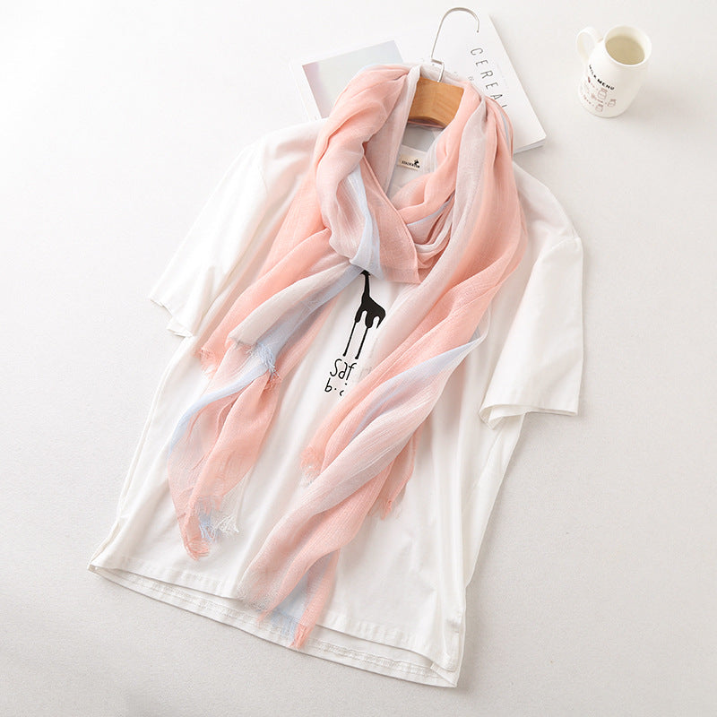 Bamboo Scarf - Apricot