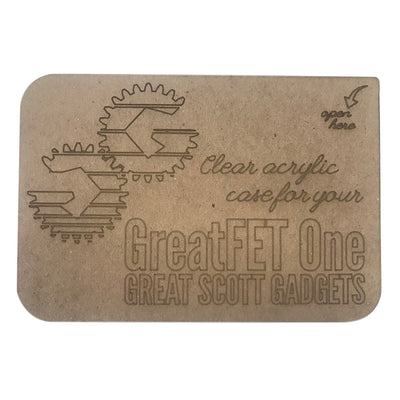 Acrylic Case for GreatFET One