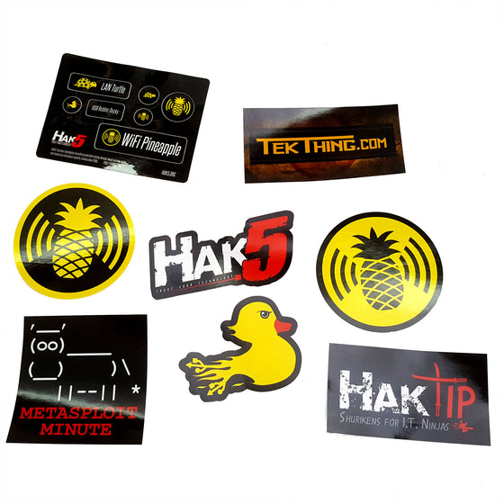 Hak5 Stickers
