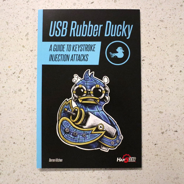 USB Rubber Ducky Field Guide
