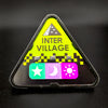 Intervillage Badge
