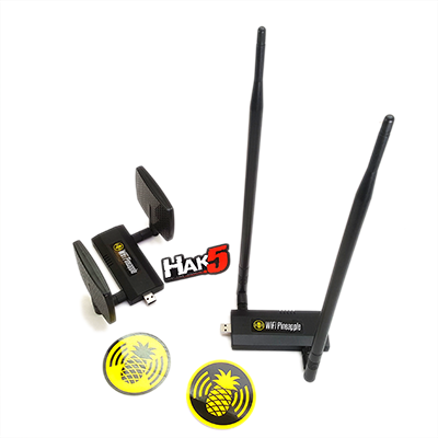 Antenna Arsenal for WiFi Pineapple NANO