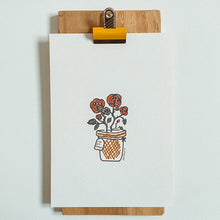 Load image into Gallery viewer, Love You Always A5 Print | Rose Print | Little Big Doodles