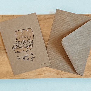 Little Big Easter Doodlets | Tiny Easter Card Set | Notecard Set | Gift tag set
