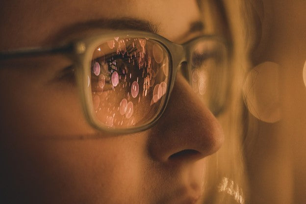 What is anti reflective coating on glasses?