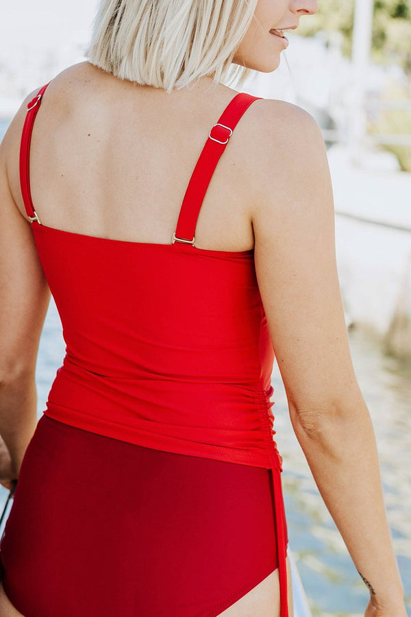 Must Have Tankini Set Red